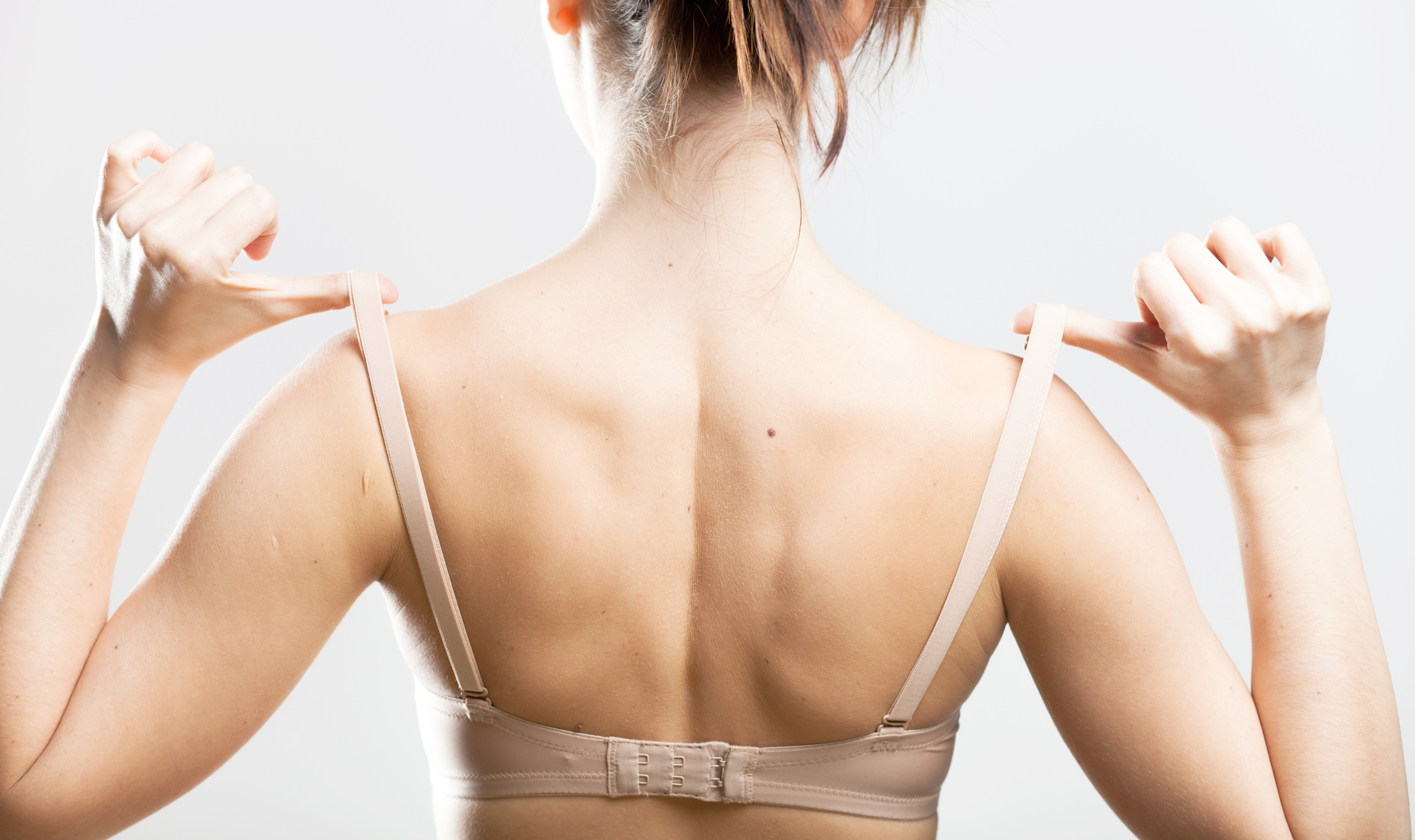 Can wearing the wrong bra size affect your posture  - Torbay and ... efc4cb8da