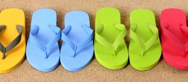 Are flip flops back for your feet back Torbay Chiropractic