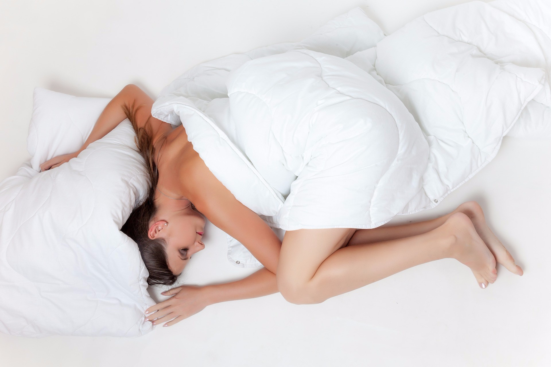 How to sleep well best positions